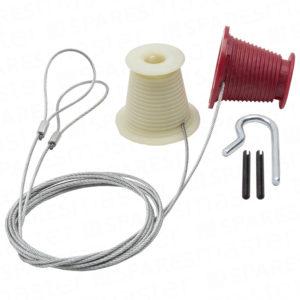 Bonsack cones & cables