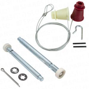 Cardale canopy garage door repair kit