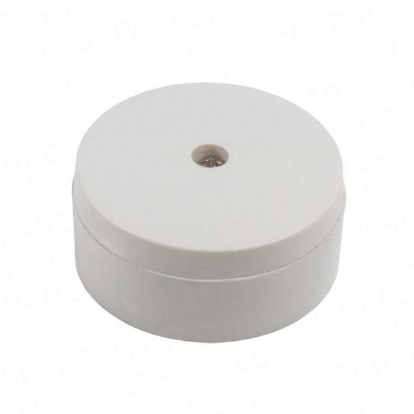 20 Amp Four Terminal White: Plastic Junction Box