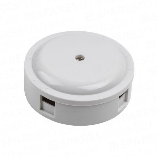 30Amp Three Terminal White: Plastic Junction Box