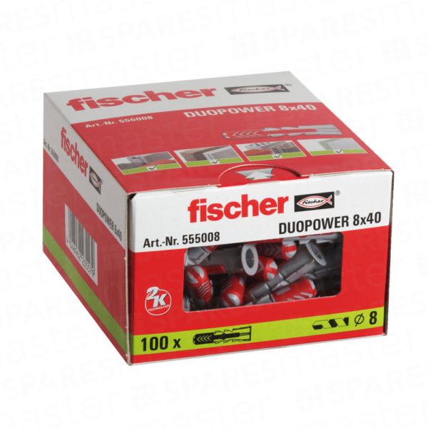 Fischer Duopower 8×40