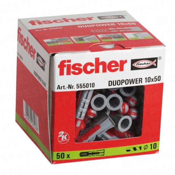 Fischer Duopower 10×50