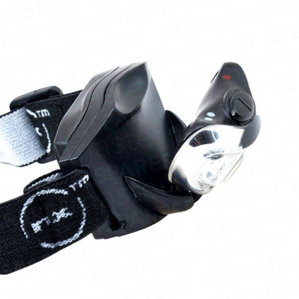 LED head torch NX 3-LED