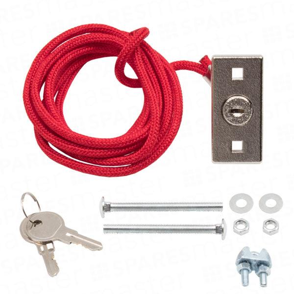 Chamberlain Liftmaster Emergency Release Device (Flat Key