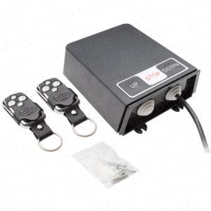 Roller door control unit