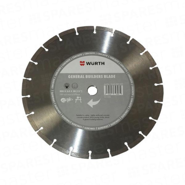 Wurth diamond cutting disc