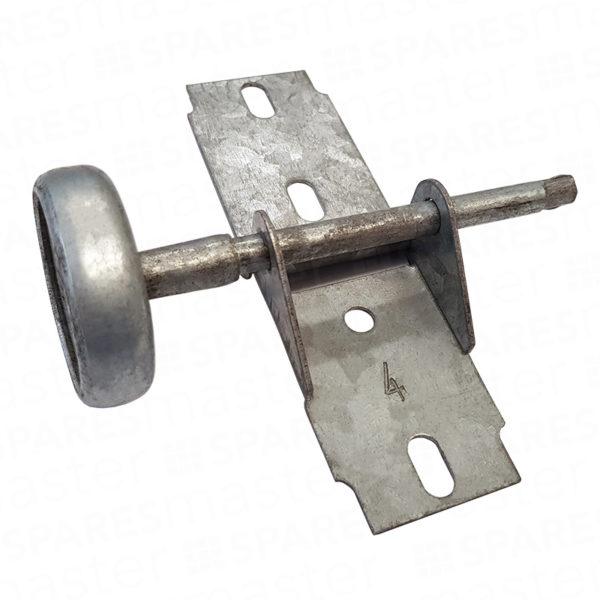 Filuma garage door roller spindle & bracket