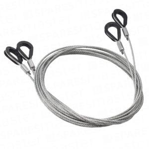 Garador Mk3c garage door cables