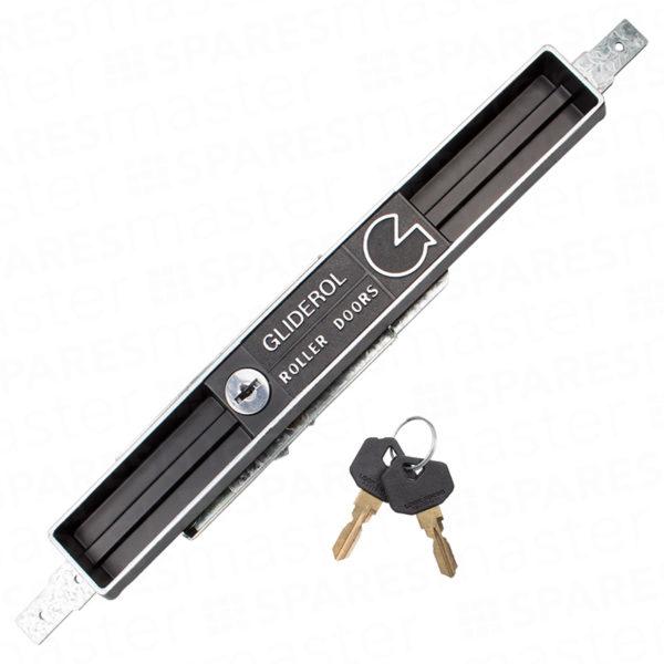 Gliderol roller garage door lock