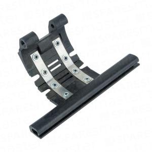 Gliderol roller garage door locking strap