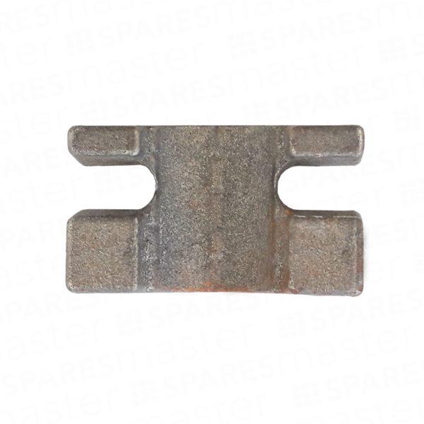 Gliderol roller garage door saddle