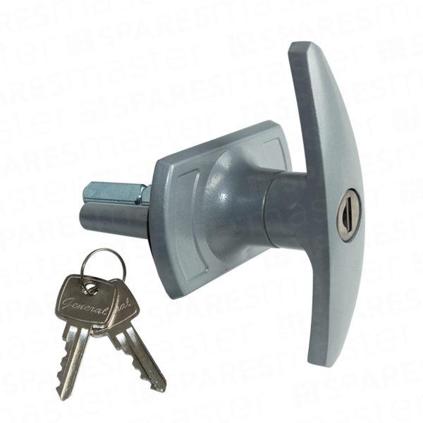 Rlb Garage Door Locking Handle To Suit Henderson Doors