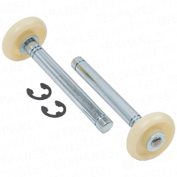 Henderson retractable garage door roller spindles