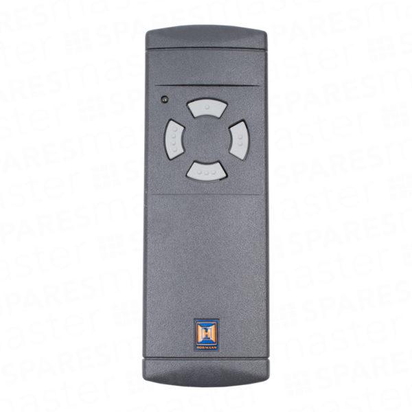 Hormann grey button garage door remote