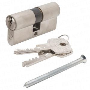 Hormann garage door lock barrel 61mm