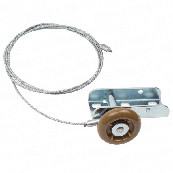 Hormann garage door bracket roller cable