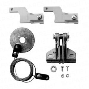 Marantec garage door de-latching kit