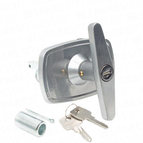 Marley garage door handle