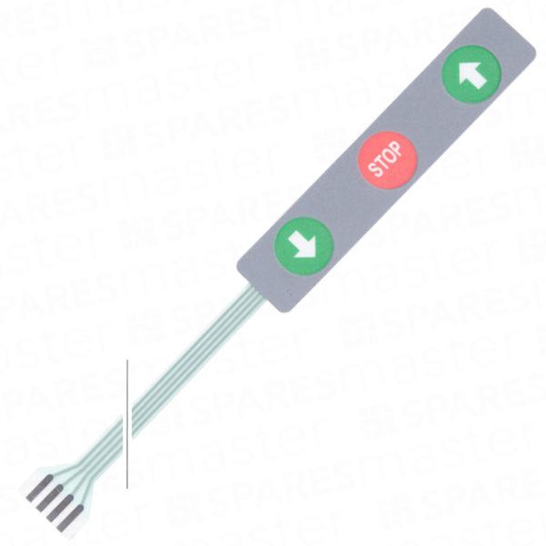 SWS SeceuroGlide control ribbon