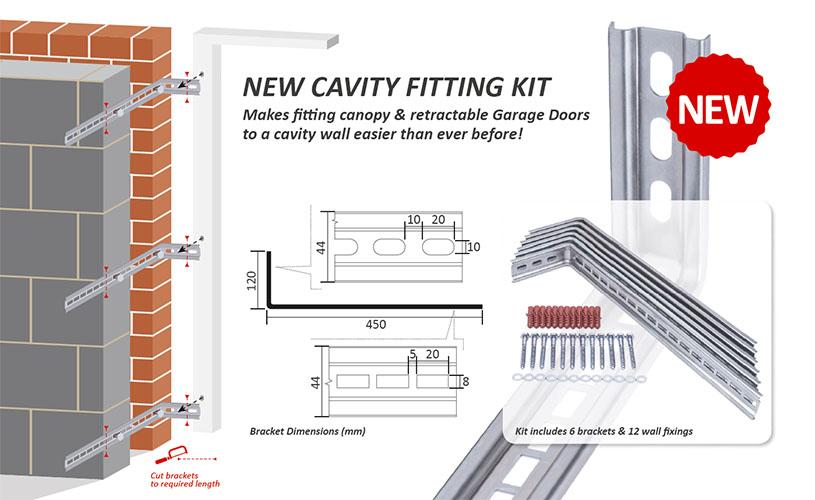 Cavity fitting kits
