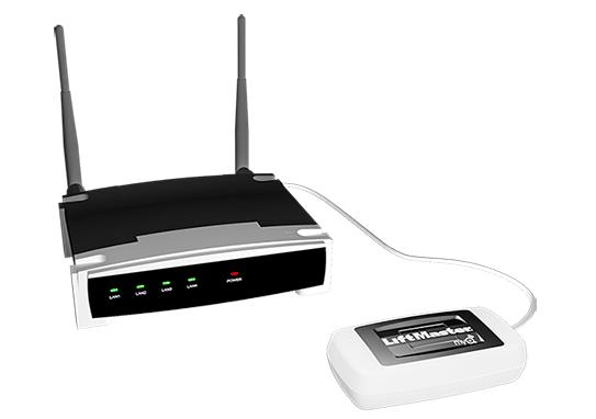 Chamberlain Liftmaster MyQ internet gateway
