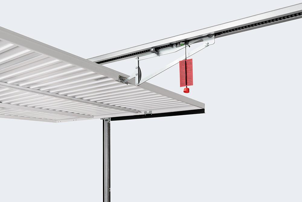 Garador GaraMatic canopy installation