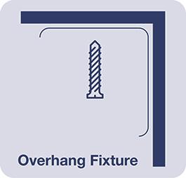 Night Sabre overhang fixture